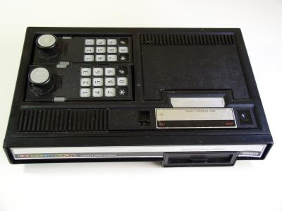 Photo of the ColecoVision game console